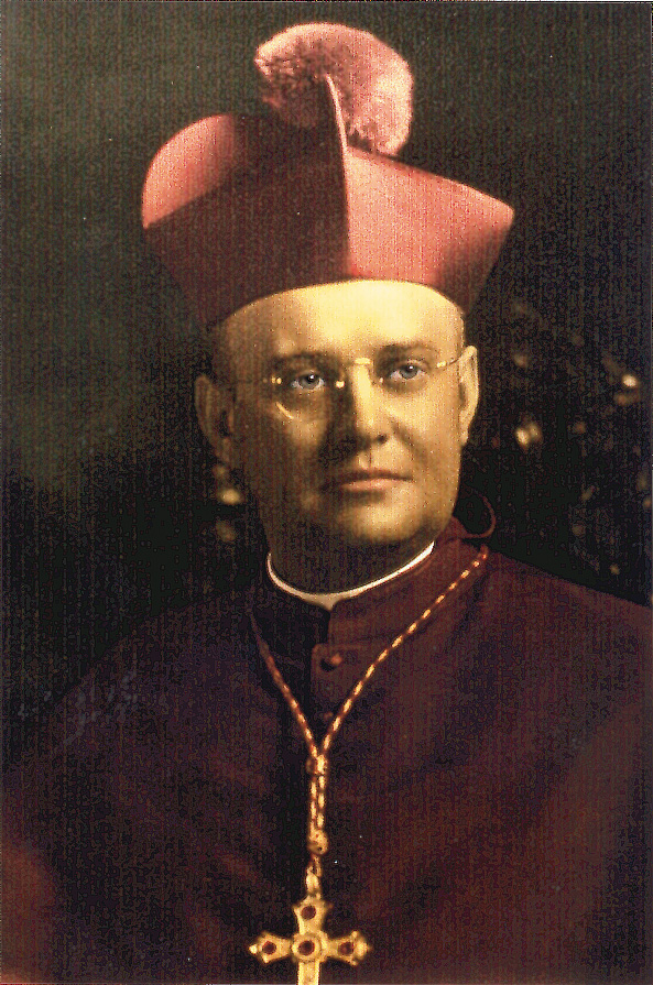 Bishop Francis R. Cotton